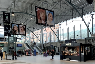 LILLE EUROPE STATION